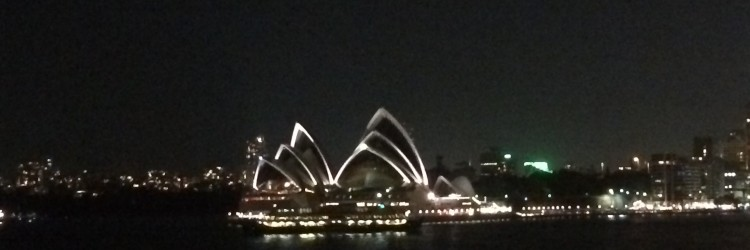 Australie – Dernière étape