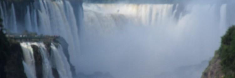 Petite pause à Iguazu