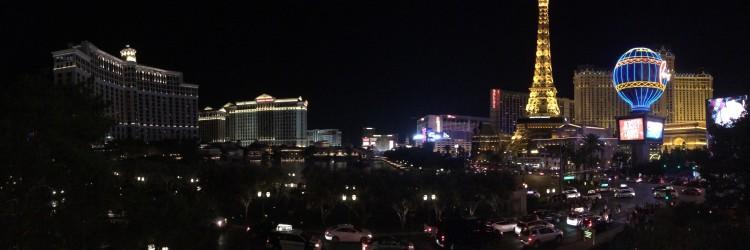 Las Vegas, dernier espoir…..